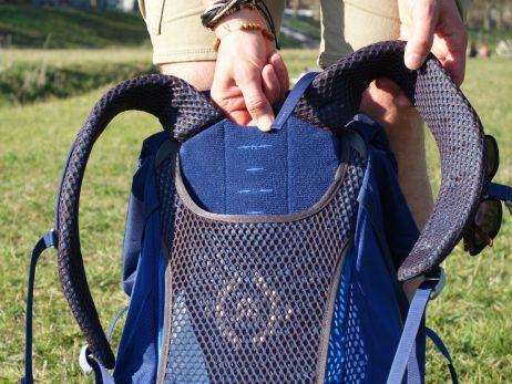 Zulu 40: Das Rückensystem ...