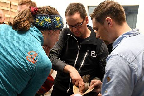 Traditionelles Schuhhandwerk – Zu Besuch bei Hanwag in Vierkirchen