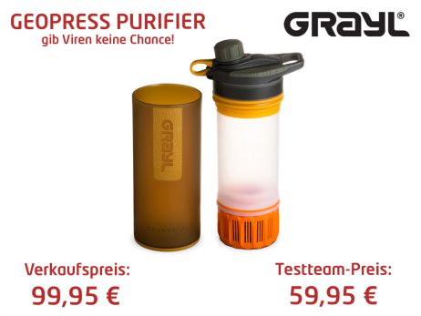 Grayl Geopress Purifier