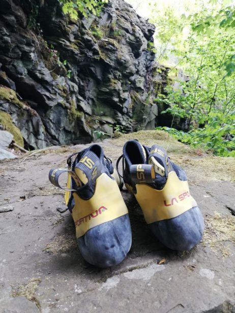 Testbericht: Der neue La Sportiva-Kletterschuh Solution Comp