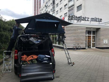 Der Platzwart informiert: Nach dem Umbau – Neues vom Zeltplatz Mitte