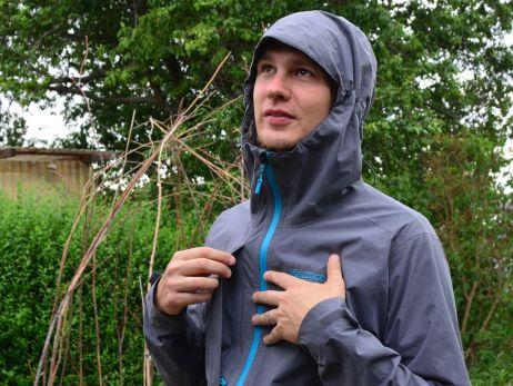 EvoDry Torreys Jacket - nachhaltig produziert