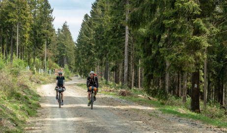 Durch den Thüringer Wald