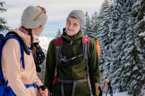 Flo & Edda: Mit dem Mono Air Houdi auf Testtour