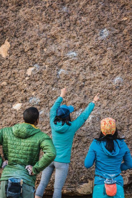 Bei Kletterern erfreut sich das Nano Puff Jacket großer Beliebtheit (Photo Patagonia)