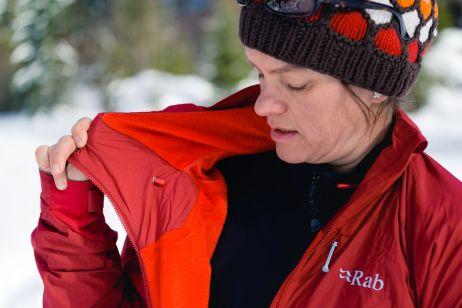 Rab VR Summit Jacket Women