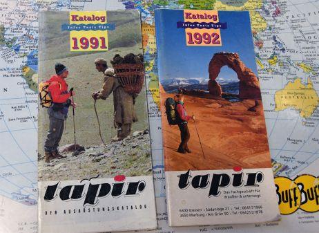 30 Jahre tapir, wat 'ne Zeit!