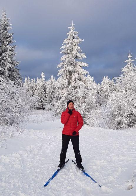 Impressionen von Sandras Wintervergnügen!