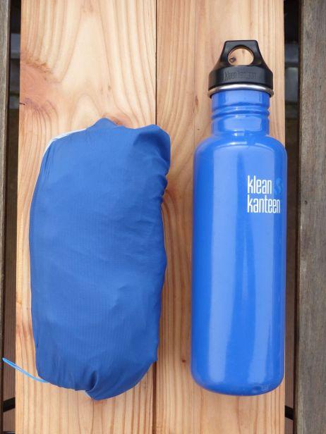 Vergleich: Storm10 und Klean Kanteen 800 ml
