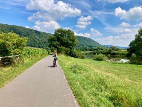 Familien-Radtour von Amsterdam ins Münsterland