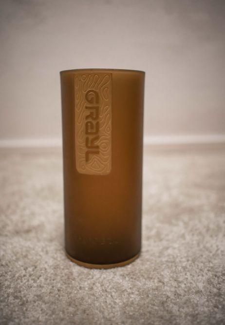 Geopress™ Purifier: Der äußere Teil des Flaschenfilters