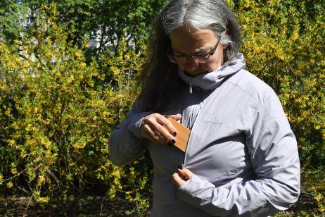 Testbericht: Ein Träumchen – der Atom SL Anorak Women