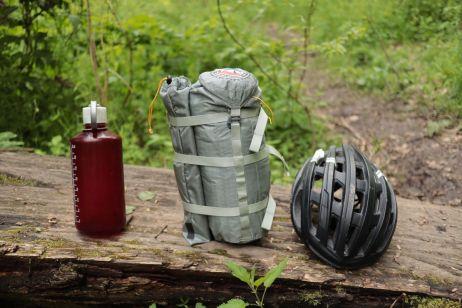 Größenvergleich Fly Creek HV UL 1 Bikepack