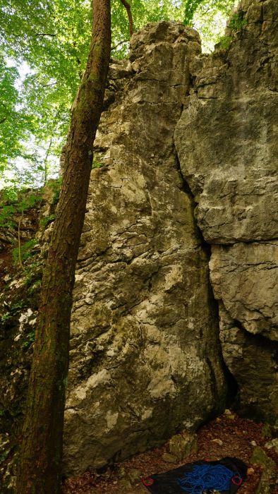 Kärnten: Klettern am Kanzianiberg