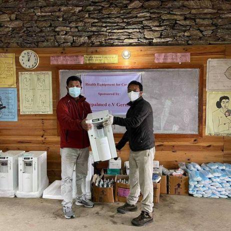 Nepalmed: Solukhumbu Hilfe