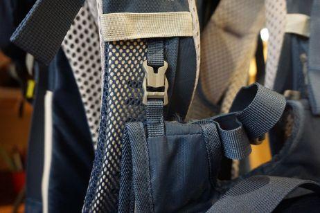 Deuter Kid Comfort Pro: Daypack-Tragebestigung