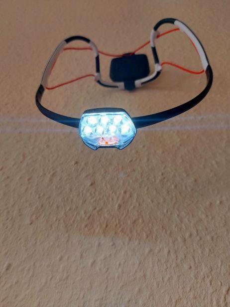 Petzl IKO Core - 100 Lumen für fast alles