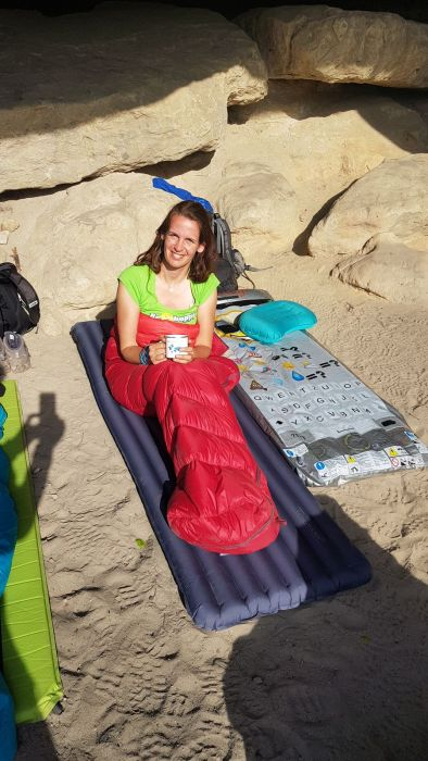Testbericht: Marmot Micron 40 – mein Komfortschlafsack für Hüttenübernachtungen