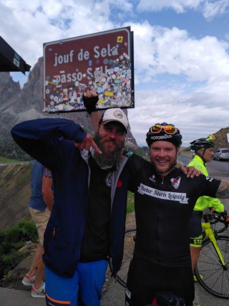 #hikefor – Die etwas andere Tour über die Alpen