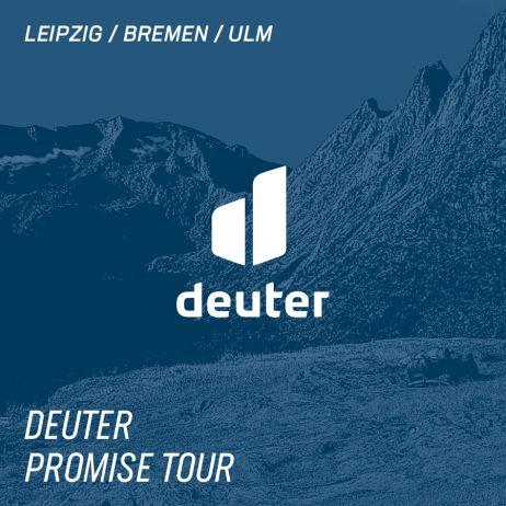 tapir Service-Offensive im Oktober: Deuter Promise Tour