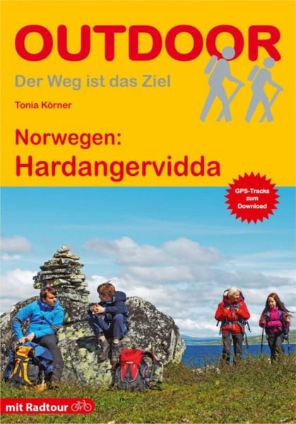 Norwegen:Hardangervidda