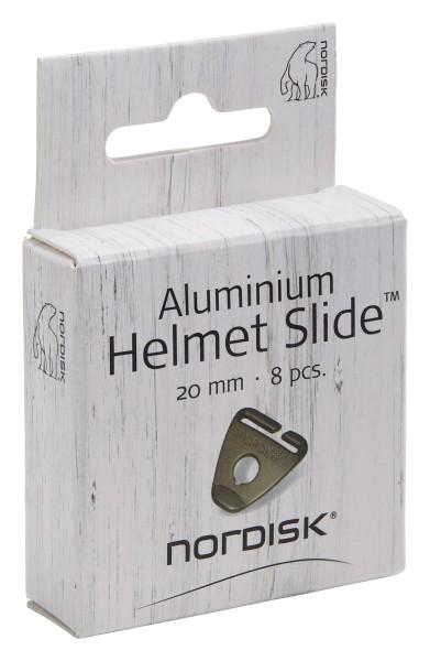 Aluminium Helmet Slide 20 mm