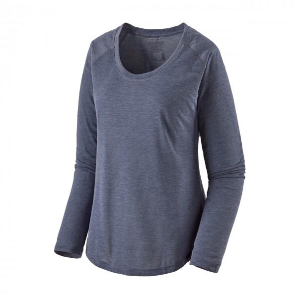 L/S Cap Cool Trail Shirt Women
