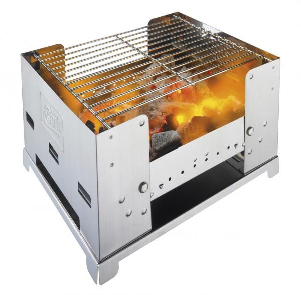 Grill Edelstahl BBQ-Box