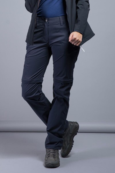 Travel Zip off Pants Women