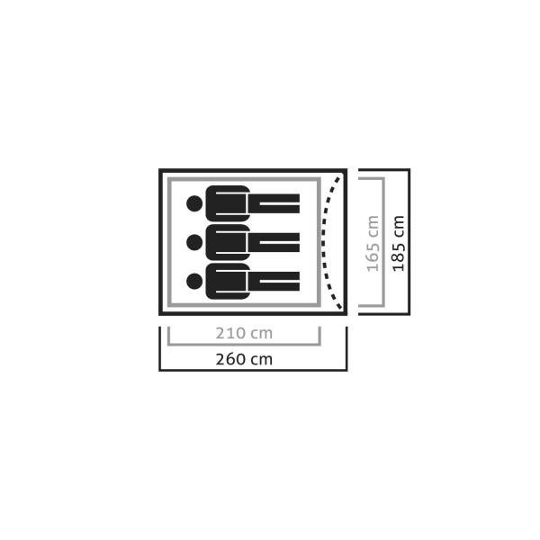 Footprint Litetrek Pro III Tent