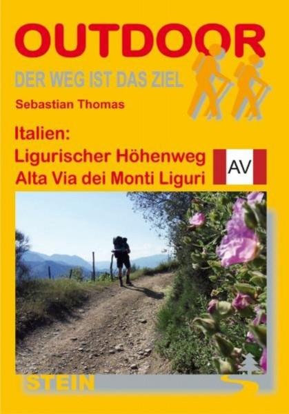Italien:Ligurischen Höhenweg