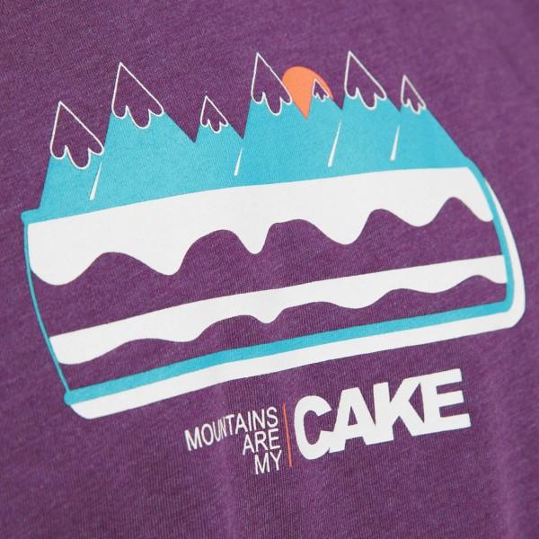 Cake Tee LS Men