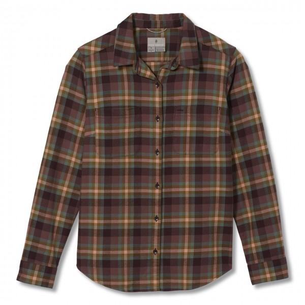 Lieback Organic Cotton Flannel L/S Women