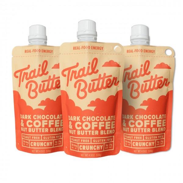 Trail Butter Dark Chocolate & Coffee