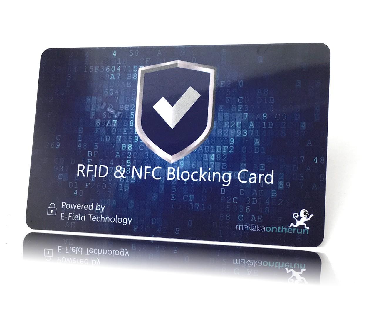 RFID Blocker Karte