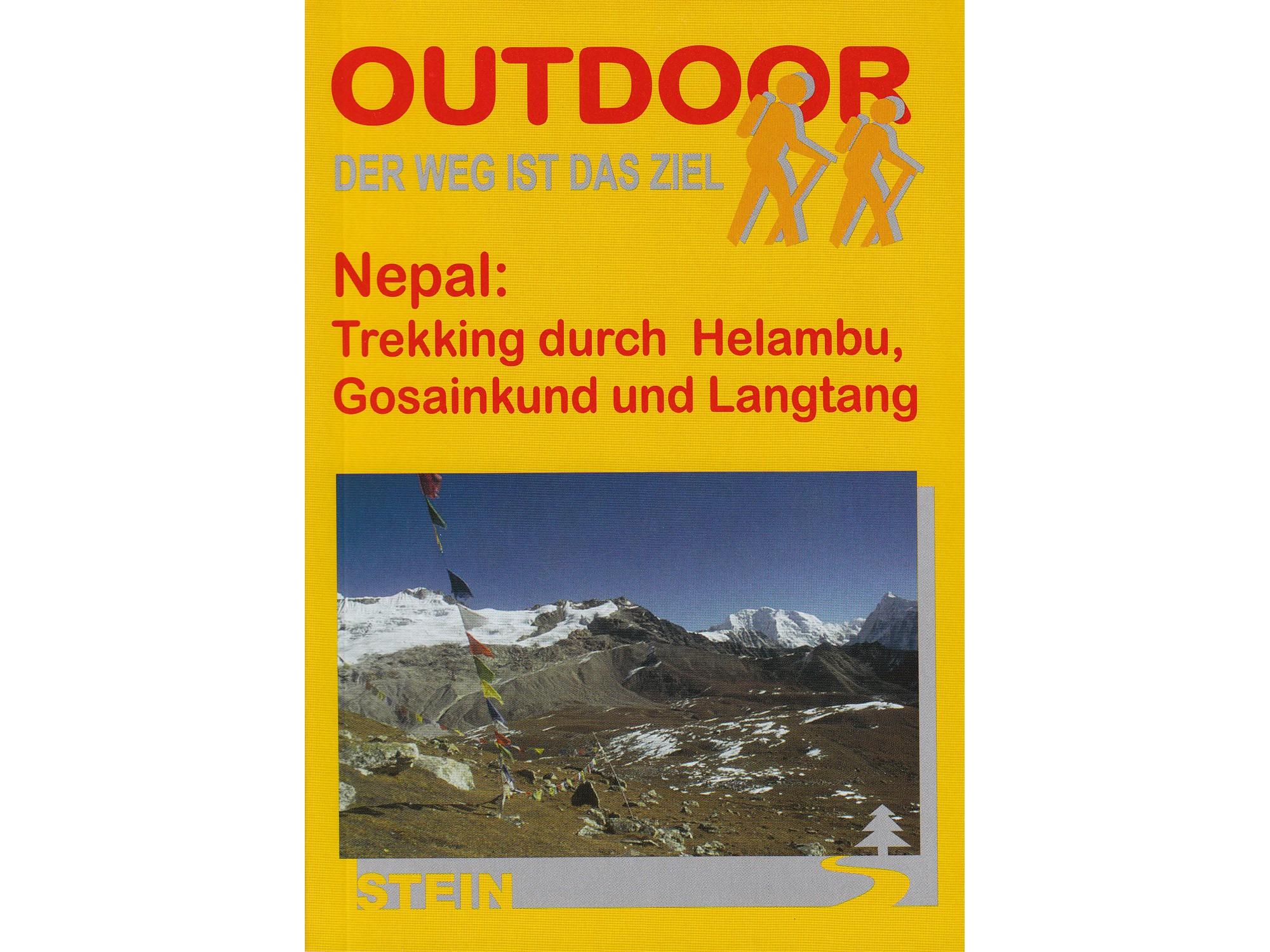 Conrad Stein Verlag Nepal:Trekking in Helambu..