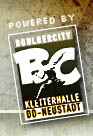 Bouldercity Dresden