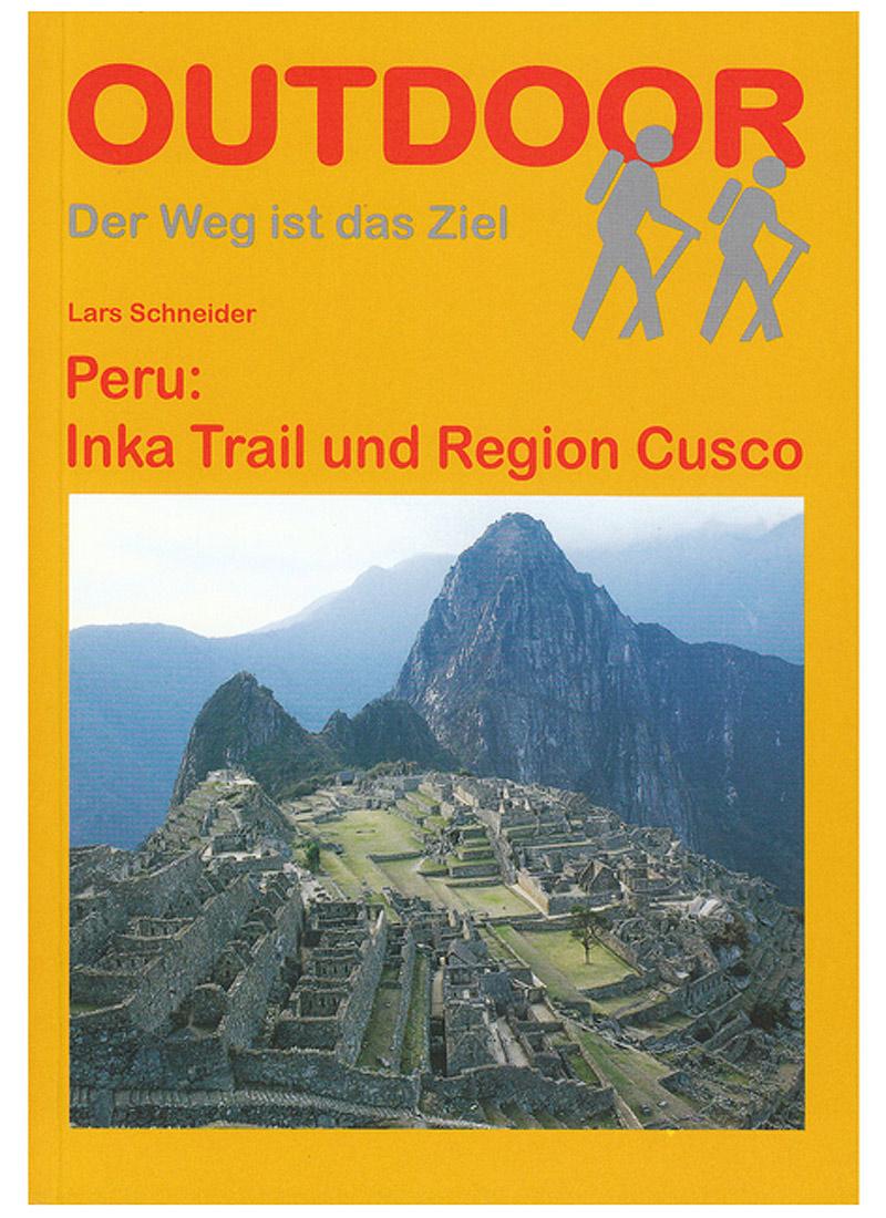 Conrad Stein Verlag Peru:Inka Trail