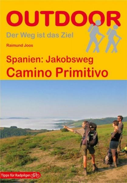 Jakobsweg: Camino Primitivo