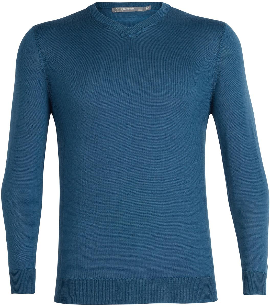 Icebreaker Quailburn V Sweater Men