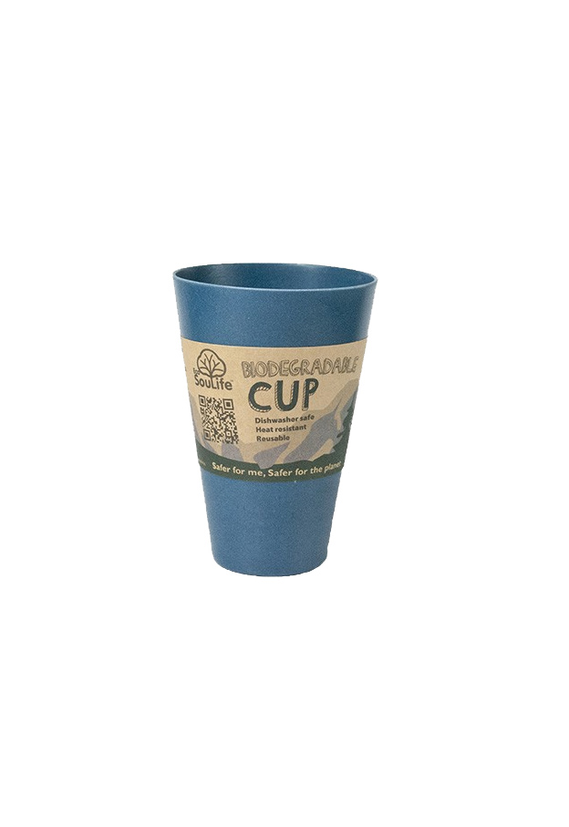 Eco SouLife Cup biodegradable