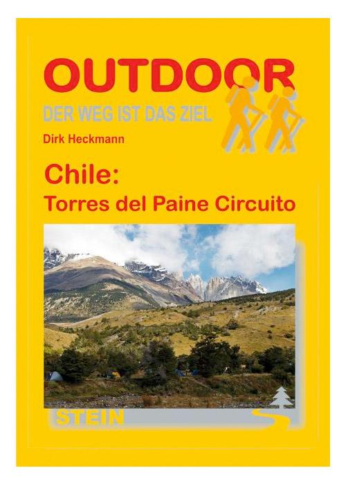Conrad Stein Verlag Chile:Torres del Paine Circuito