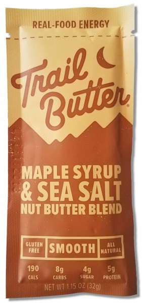 Trail Butter Maple Syrup & Sea Salt