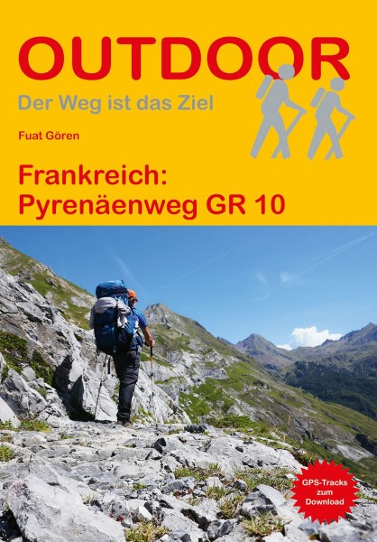 Frankreich: Pyrenäenweg GR10