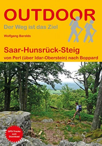 Deutschland Saar Hunsrück Steig