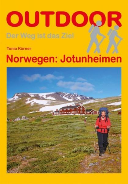 Norwegen:Jotunheimen