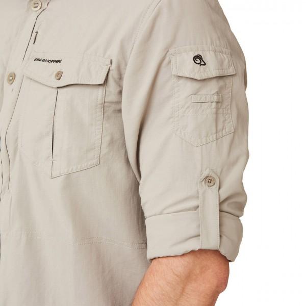 NosiLife Adventure LS Shirt Men