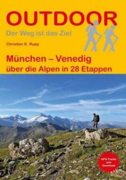 Alpenüberquerung(München-Venedig)