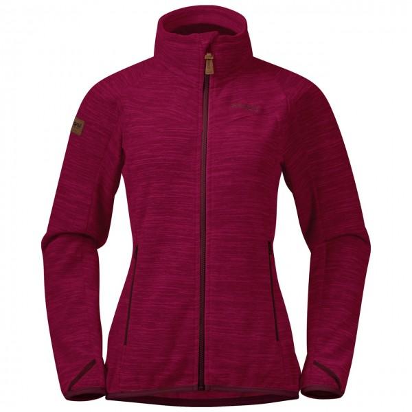 Hareid Fleece Jacket NoHood Women