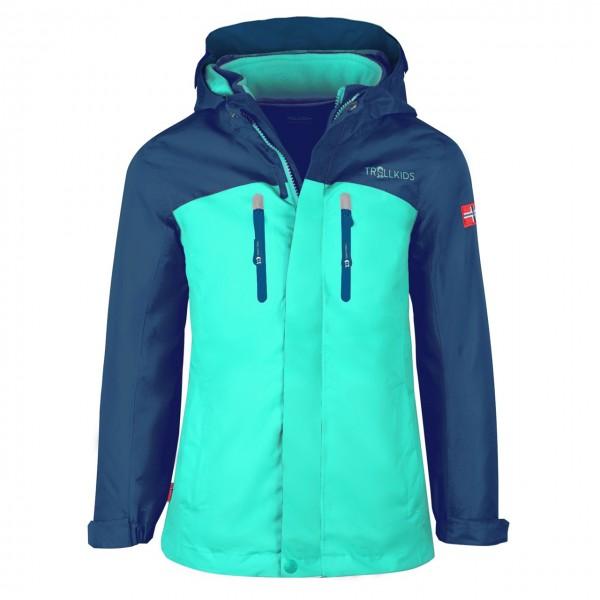 Bryggen 3in1 Jacket Girls